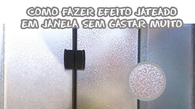 adesivo jateado janela box contact rendado