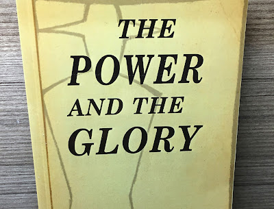 The Power and the Glory by Graham Greene Reproduction Book, Blade Runner: 2049