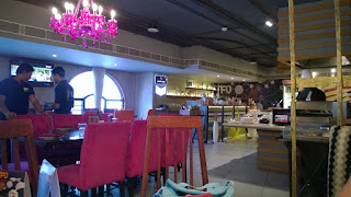 The Factory Outlet - Kolkata - Camac Street - Restaurant Review - 5/5 - Yogesh Goel