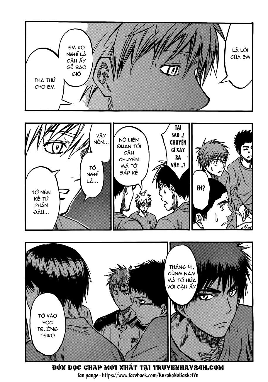 Kuroko No Basket chap 204 trang 6