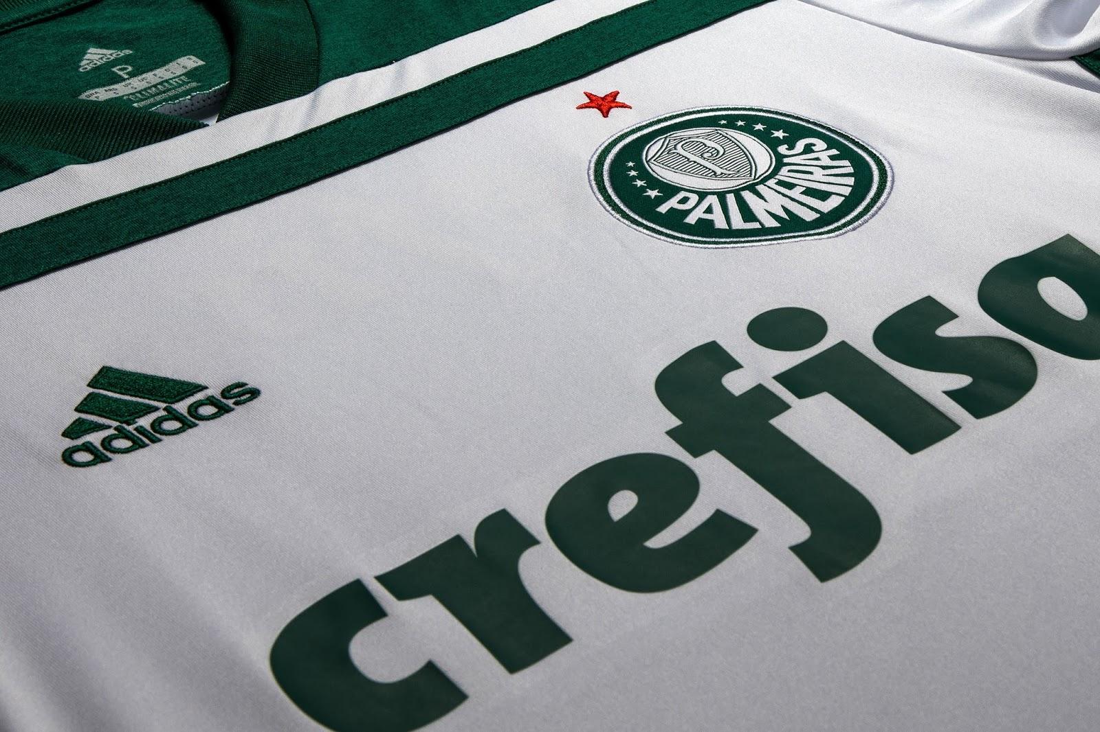 Adidas lança a nova camisa reserva do Palmeiras - Show de Camisas 1aa0f5438b36f