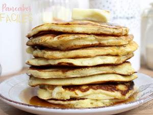 Des pancakes faciles et rapides pour un résultat topissime !