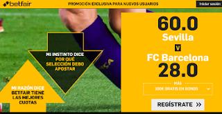 betfair supercuota supercopa españa Barcelona vs Sevilla 12 agosto