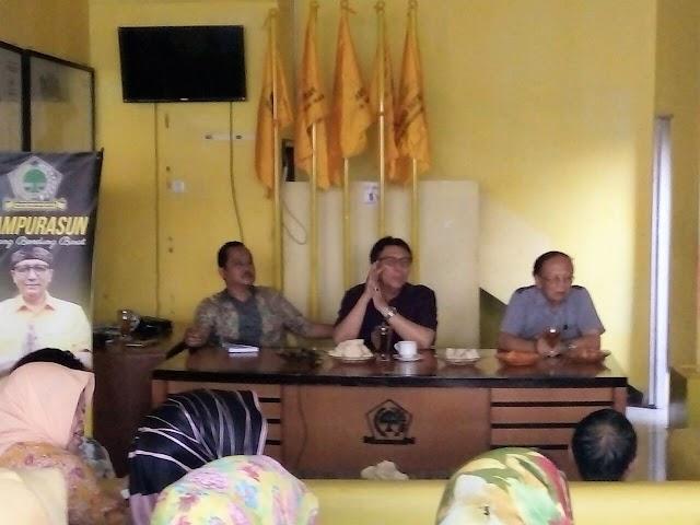 Berpasangan Dengan Pupu Sari, Dody Maju Di Pilbup Bandung Barat