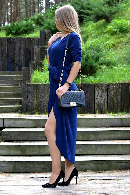 412. Sukienka maxi. ♥ #elegrina