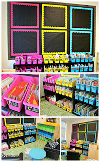 Classroom organization ideas are always something I look for. This post has favorite pins for Back to School.