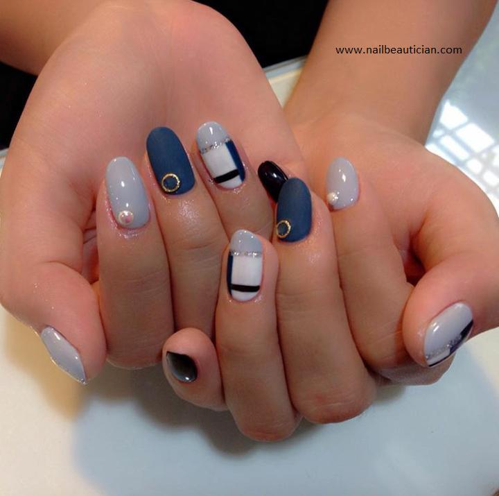 Nail Beautician Amazing Japanese Nail Art Designs