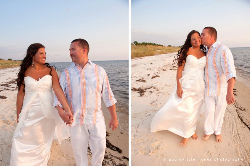 Nicole And Bryan Barbee Had A Small September Wedding Weekend On The Private Beaches Of Port St Joe Florida With Close Friends Family