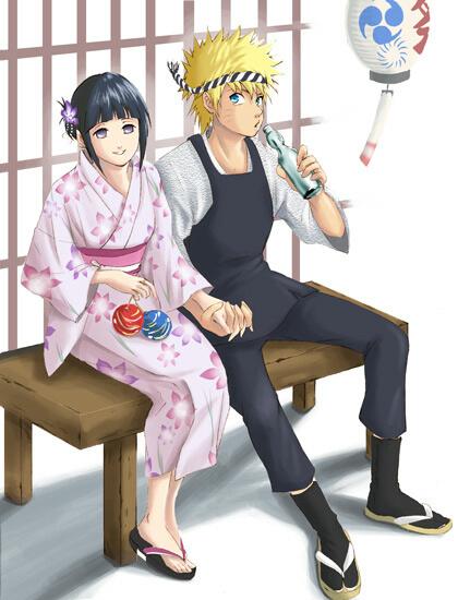 Naruto Og Hinata Flere Wallpapers - Naruto wallpapers-7415