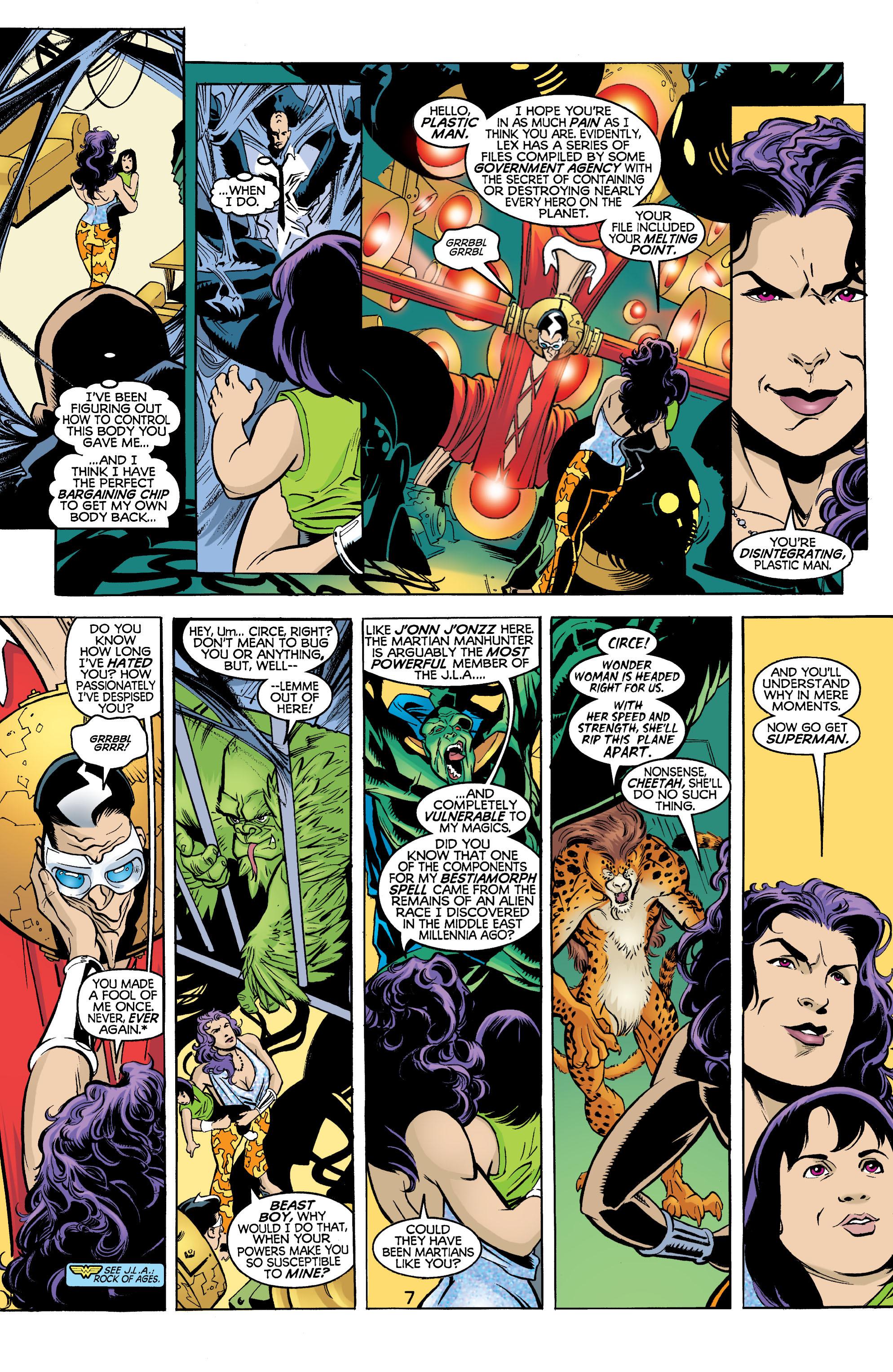 Read online Wonder Woman (1987) comic -  Issue #175 - 7
