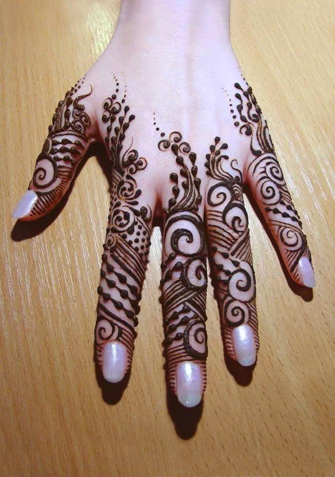 simple and elegant henna tattoo designs for hands. Black Bedroom Furniture Sets. Home Design Ideas