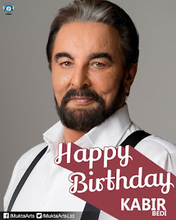 Kabir Bedi Happy Birthday
