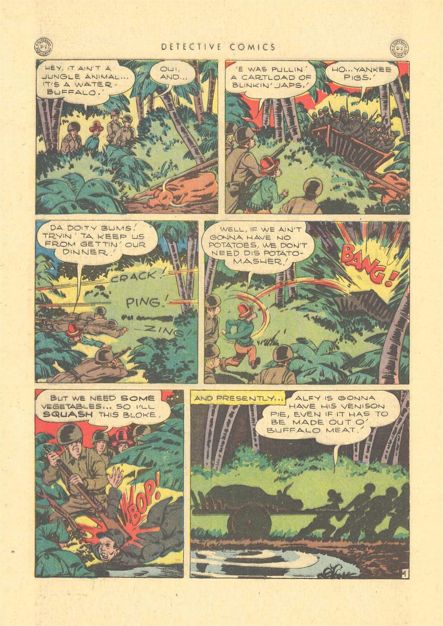 Read online Detective Comics (1937) comic -  Issue #109 - 42