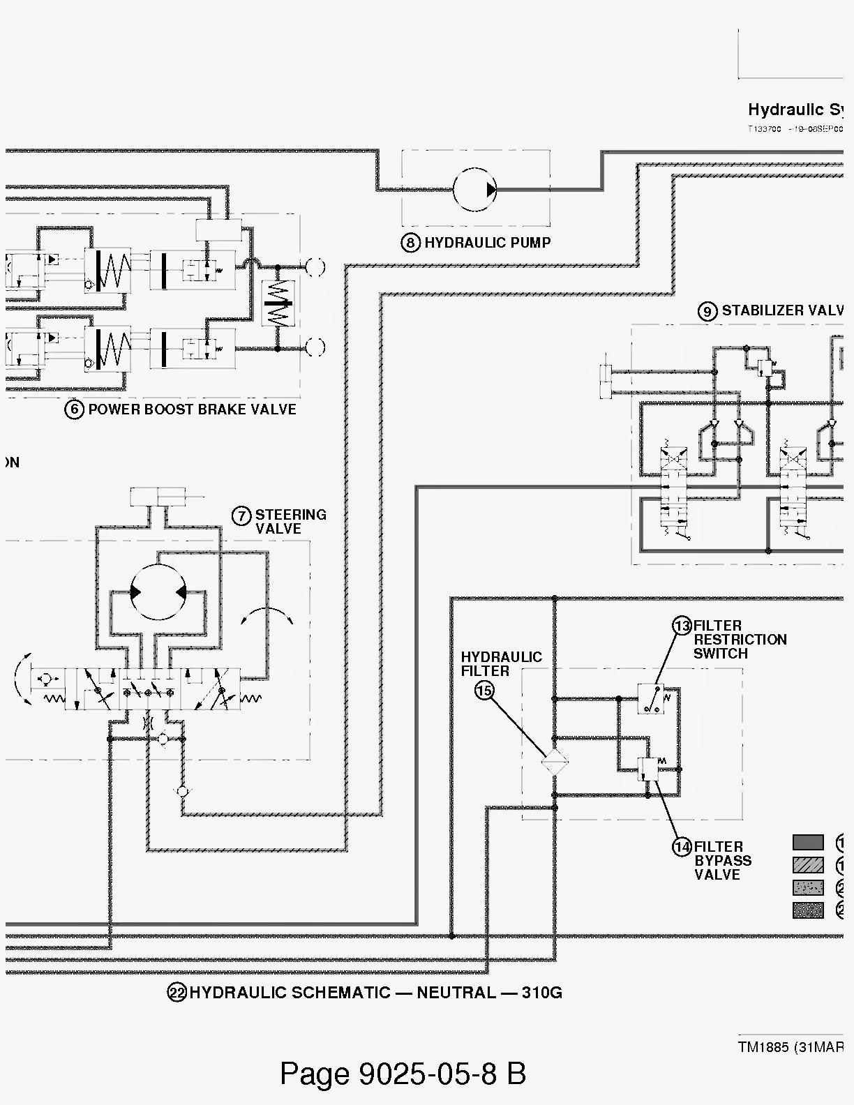 John Deere 310 Backhoe Wiring Diagram | Wiring Library