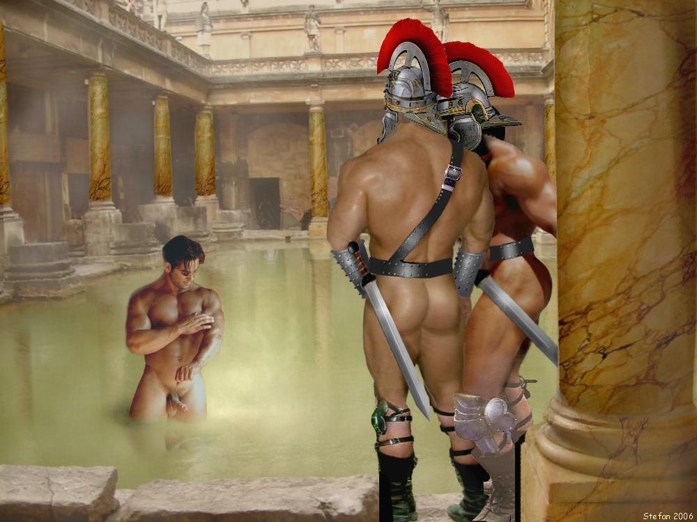 спарты порно геи