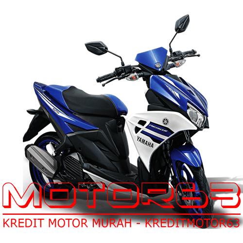 Yamaha Aerox 125 LC - Harga Kredit Motor Murah