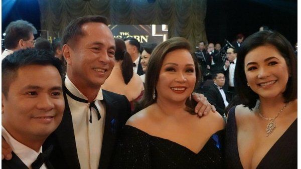 Regine Velasquez attends ABS-CBN Ball, Ogie reacts to network transfer rumors