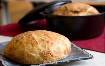 Speedy No-Knead Bread