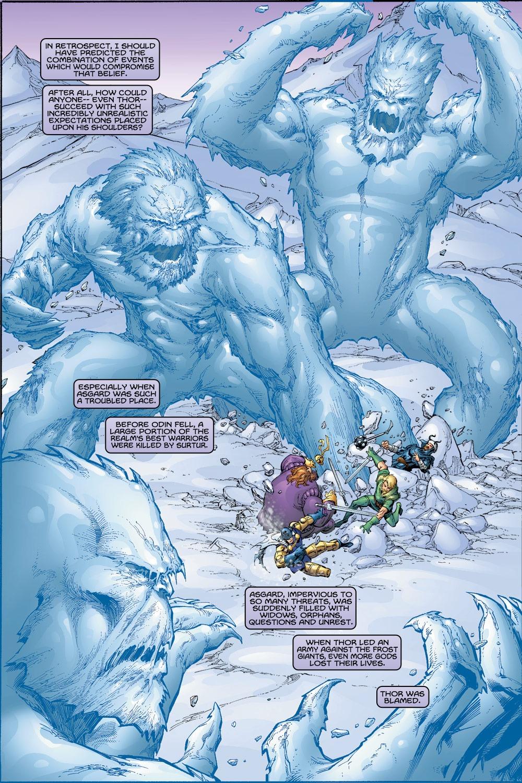 Thor (1998) Issue #50 #51 - English 6