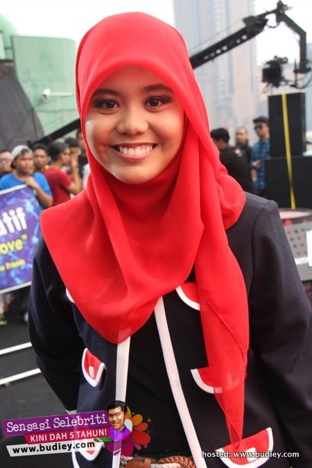 Cara Pakai Tudung Najwa Latif | myideasbedroom.com