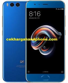 HP Terbaru Xiaomi Mi Note 3