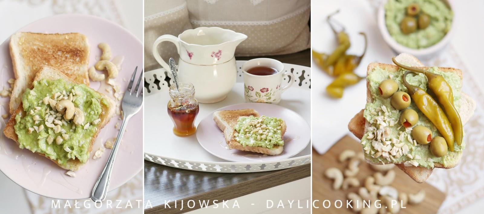 szybkie śniadania, przepis na proste pasty kanapkowe, co na śniadanie, daylicooking