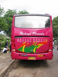 Alamat agen travel rahayu persada di sedikit kota Indonesia Alamat Travel Rahayu Persada