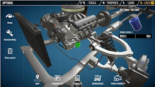Car Mechanic Simulator 18 Apk Mod v1.1.5 Unlimited Money Free For Android