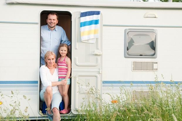 Caravan Camping