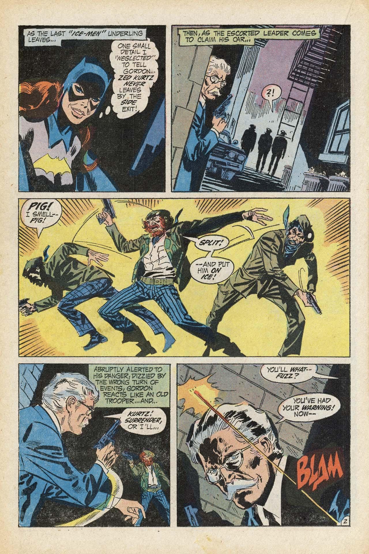 Detective Comics (1937) 417 Page 23