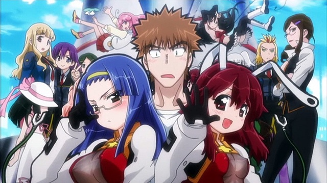 Fight Ippatsu Juuden-chan Subtitle Indonesia