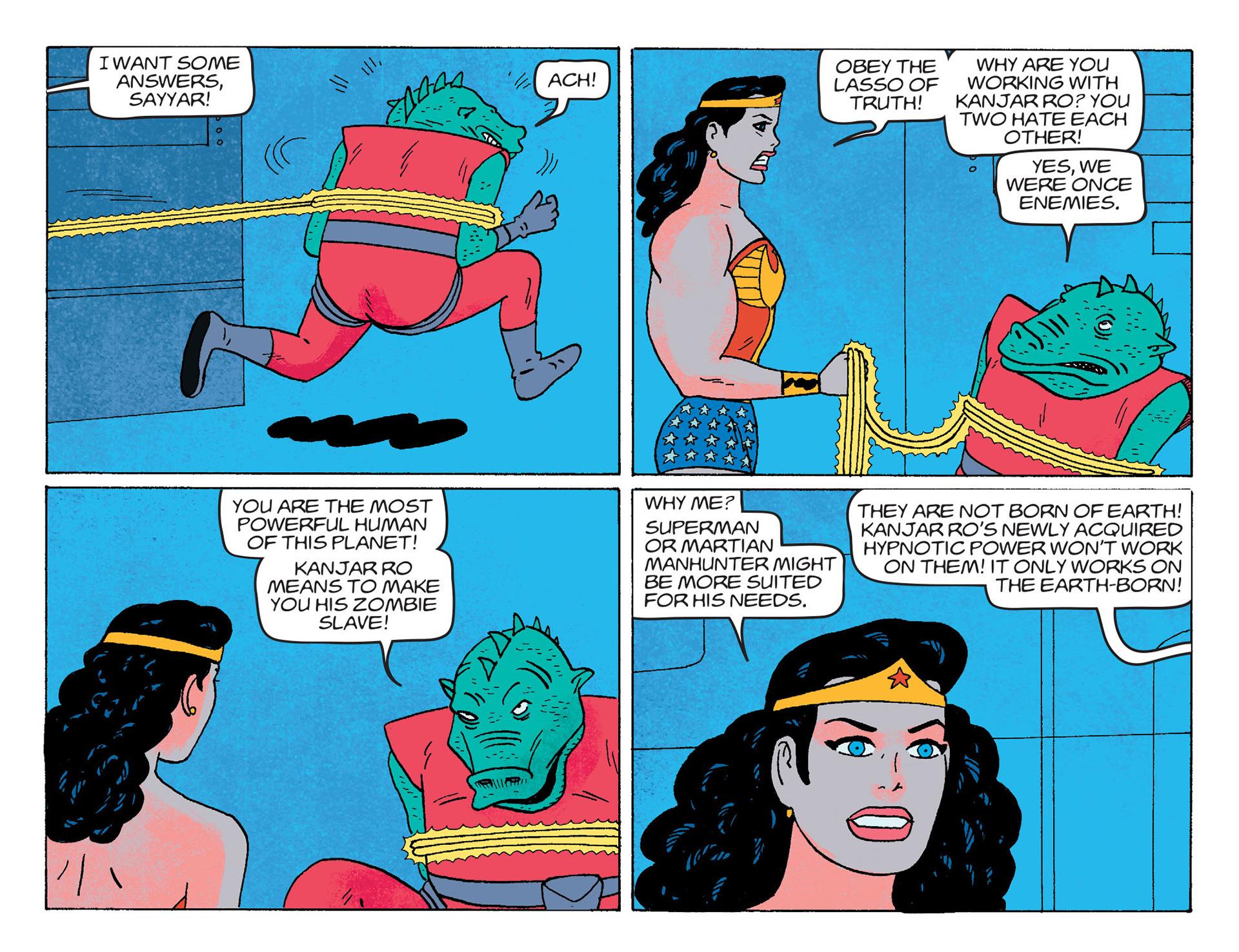 Read online Sensation Comics Featuring Wonder Woman comic -  Issue #14 - 9