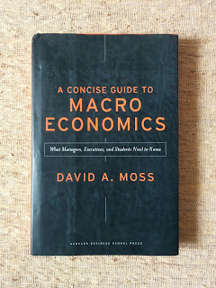 Buku Import A Concise Guide to Macro Economics