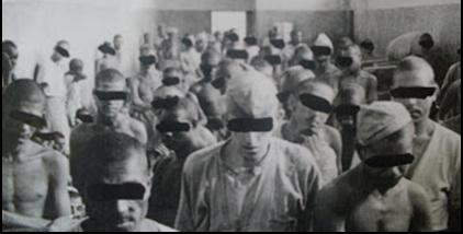 O famoso manicômio de Barbacena-MG, descaso com pacientes, o local foi comparado com o Holocausto, surge a famosa expressão trem de doido