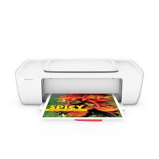 HP DeskJet 1112 Colour Printer Driver Download