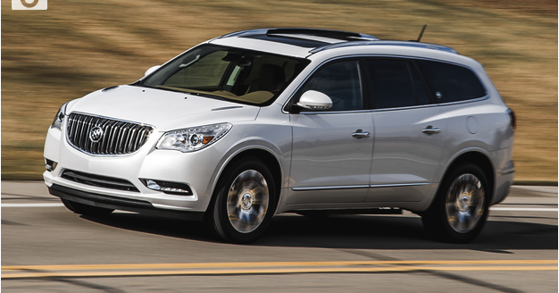 2017 buick enclave awd full review cars auto express new and used car reviews news advice. Black Bedroom Furniture Sets. Home Design Ideas
