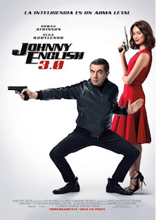 Johnny English 3 en Español Latino