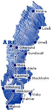 Naken Östersund
