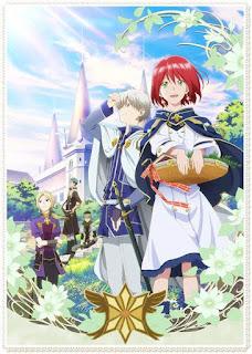 anime  akagami no shirayuki-hime