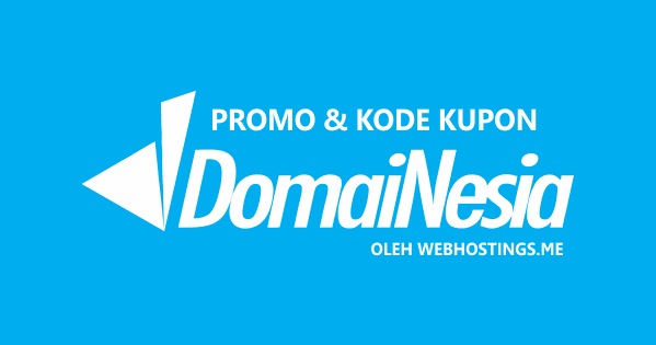 Promo DomaiNesia Paket Bisnis Diskon 60% 2020