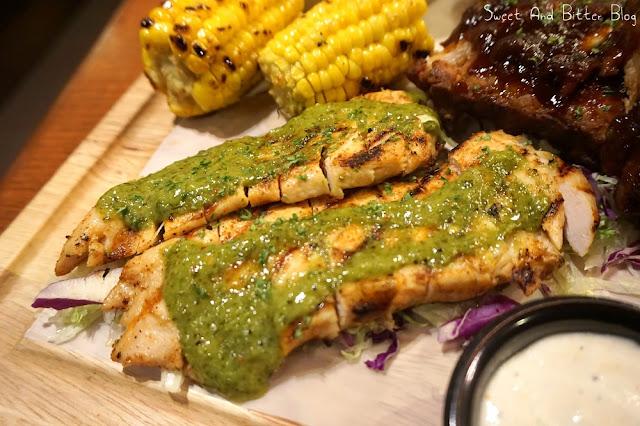 Blackened Chimichurri Chicken, TGI Friday's