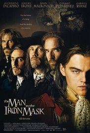 Mặt Nạ Sắt - The Man in the Iron Mask (1998)