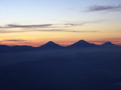 Sunrise Sindoro Sumbing