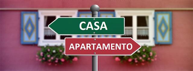 casa o apartamento