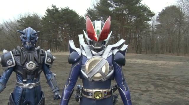 Kamen Rider Cho Den-O Trilogy 02 Episode BLUE Sub Indo Film