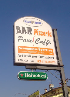Furto al Pa.Ve. bar questa mattina all'alba