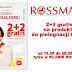 Przecieki - Rossmann promocja 2+2 GRATIS - MAJ 2018 - produkty do pielęgnacji twarzy - co kupić?