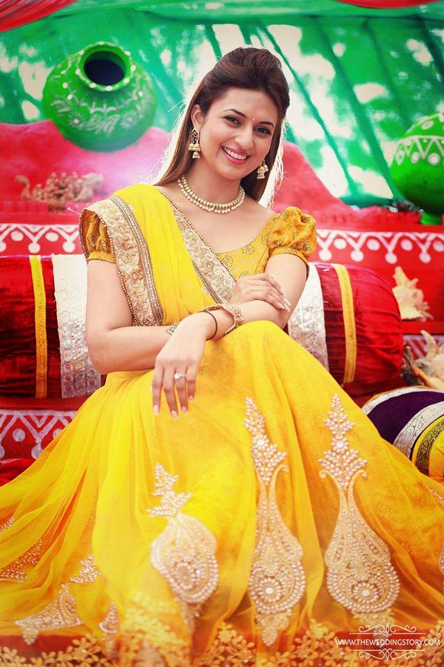 Yeh Hai Mohabbatein Show Fame Actress Divyanka Tripathi