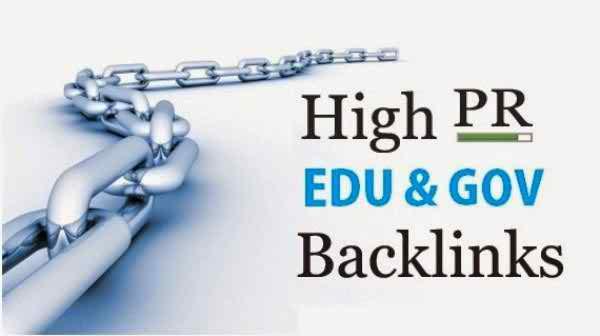 dofollow edu and gov backlinks