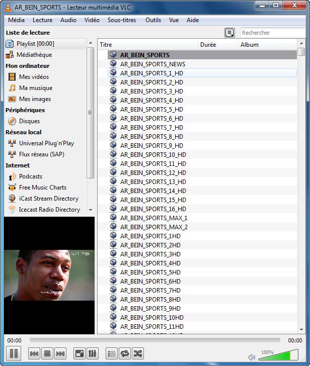 how to get m3u playlist url